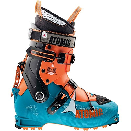 Atomic-Chaussure-de-ski-rando-Atomic-Backland-Petrol-Orange-Homme