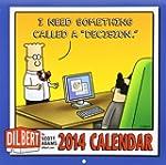 Dilbert 2014 Mini Wall Calendar: I Ne...