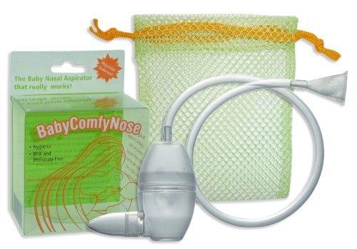 BabyComfyNose Nasal Aspirator (Crystal)