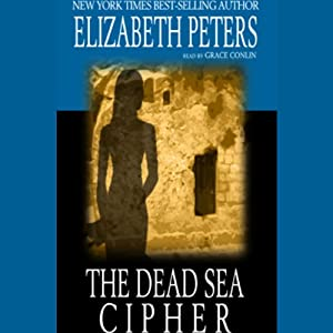 The Dead Sea Cipher | [Elizabeth Peters]