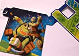 Teenage Mutant Ninja Turtles Happy Birthday Banner