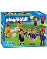 Playmobil - 4717 - Arbitres journalistes