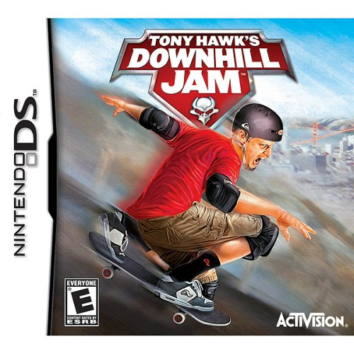 Tony Hawks Downhill Jam US DS H33T 1981CamaroZ28 preview 0