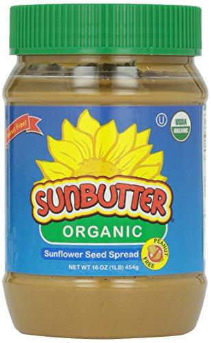 Sunbutter Organic Sunbutter 16 Oz. (Pack Of 6)