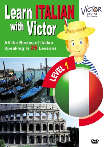 Learn Italian with Victor: Level 1