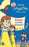 """Afficher """"Emma ou Léa, qui est qui ?"""""""