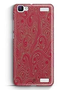 YuBingo Lovely Pattern Mobile Case Back Cover for Vivo V1 Max