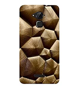 Mental Mind 3D Printed Plastic Back Cover For Coolpad Note 3- 3DCOOLPADNOTE3-G813