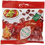Jelly Belly Beans spiced with TABASCO...