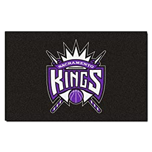 FANMATS NBA Sacramento Kings Nylon Face Ultimat Rug by Fanmats