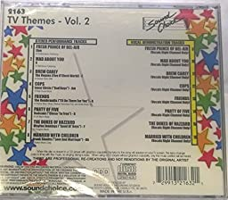 Vol. 2-TV Themes
