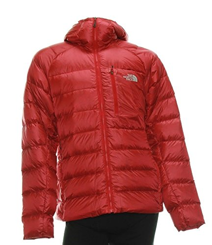 Men's The North Face Hooded Elysium Jacket Red Medium