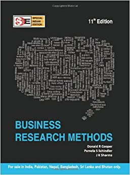 donald r cooper pamela s schindler business research methods Digital libary state university of malang book collection book collection 2003 : business research methods / donald r cooper.