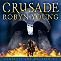 Crusade: Book 2 of the Brethren Trilogy Audiobook by Robyn Young Narrated by Jonathan Keeble