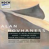 Hovhaness: Holy City Op. 218; Symphony No. 17