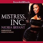 Mistress, Inc | [Niobia Bryant]