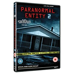 Paranormal Entity 2 [DVD]