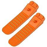 レゴ LEGO 630 ブロック はずし Brick Separator Orange / オレンジ (B-2個) [並行輸入品]