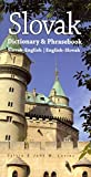 Slovak-English, English-Slovak Dictionary & Phrasebook