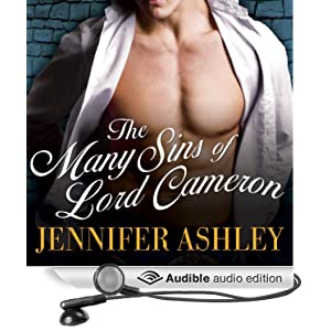 The Many Sins of Lord Cameron: Highland Pleasures, Book 3