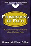 img - for Foundations of the Faith 101: A Journey Through the Basics of the Christian Faith (7-7) book / textbook / text book