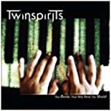 The Music That Will Heal the World by Twinspirits [Music CD]