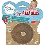 Little Toader Teething Toys - Bpa Free - Funguy Appe-Teethers (Mushroom)