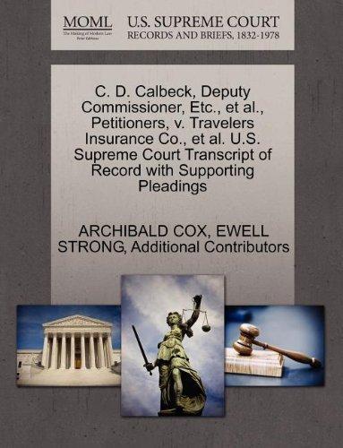 c-d-calbeck-deputy-commissioner-etc-et-al-petitioners-v-travelers-insurance-co-et-al-us-supreme-cour