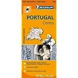 Carte Portugal Centre Michelin
