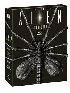 Alien Anthology Box [Alemania] [Blu-ray]