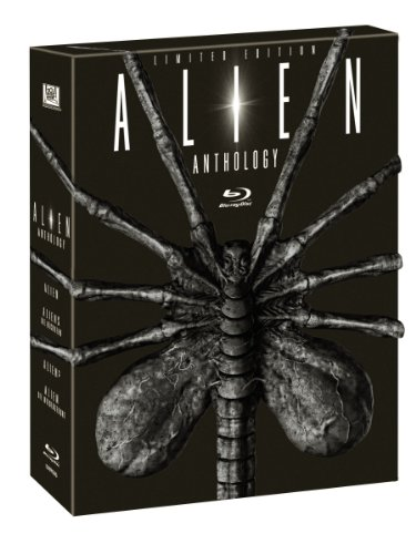 Alien Anthology (Facehugger Edition im Relief-Schuber) [Blu-ray] [Limited Edition]