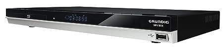 Grundig GBP 6100 2D Lecteur DVD Blu-Ray Noir, Argent