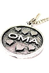 Single Charm Oma Necklace