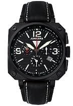 Junkers Horizon Airplane Chronograph, Alarm Watch 6792-2