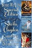 Books We Love Special Edition - Sheila Claydon
