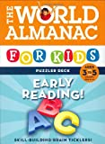 The World Almanac for Kids Puzzler Deck: Life Science, Ages 5 to 7, Grades 1-2