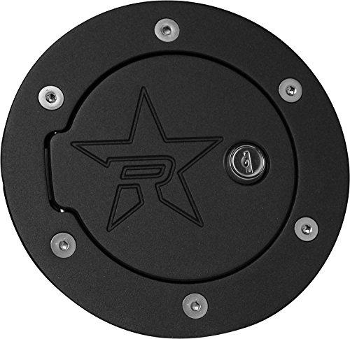 RBP 6042KL-RX2 Black Locking Fuel Door (2010 Dodge Ram Fuel Door compare prices)
