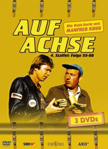 Auf Achse - Staffel 4.0 (Folge 55-66, Softbox, 3 DVDs)