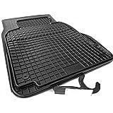 Tapis de sol en caoutchouc pour bMW série 5 e39 d'origine en caoutchouc tapis épouse de tapis de sol 4 pièces noir