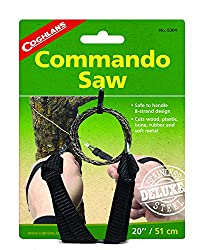 Coghlans Deluxe/Commando Saw - Knives & Accessories - Axes, Saws & Shears