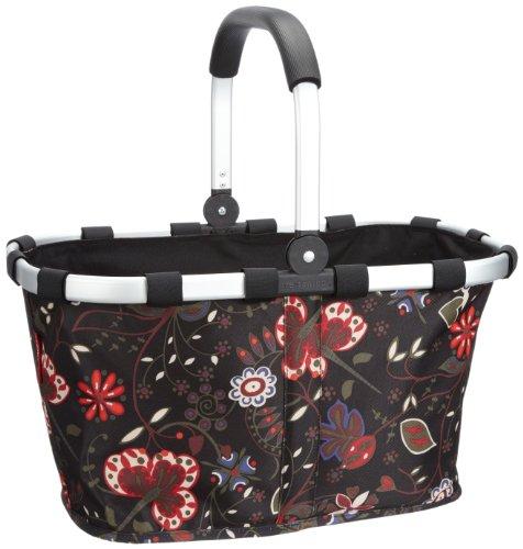 save carry bag reisenthel germany collapsible bag or market basket folklore. Black Bedroom Furniture Sets. Home Design Ideas