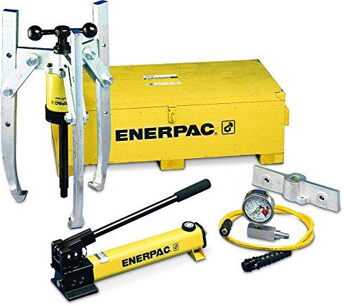 Enerpac Bearing Puller Set : Enerpac bhp hydraulic grip puller set general