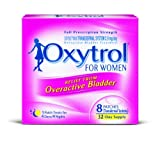 Oxytrol for Women Overactive Bladder Transdermal Patch, 8 Count