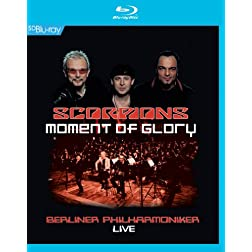 Moment of Glory [Blu-ray]