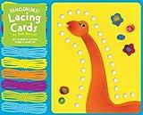 Dinosaurs! Lacing Cards (0811869792) by Barner, Bob