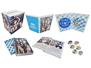【Amazon.co.jp限定】ハイスクール・フリート 1(メーカー特典:「描き下ろしイラスト A3クリアポスター」付)(全巻購入特典:「描き下ろしB2布ポスター」引換シリアルコード付)(完全生産限定版) [Blu-ray]