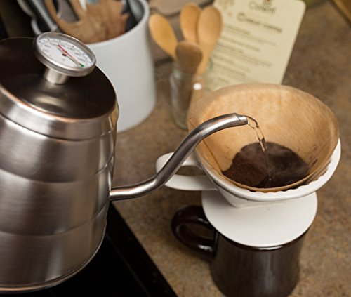 Coletti COL107 Complete 10 Piece Pour Over Coffee Set