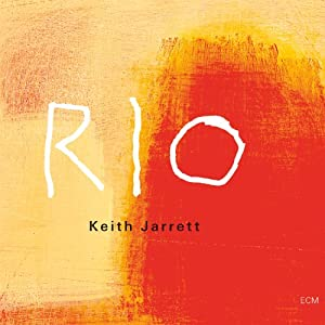 Keith Jarrett  - Rio cover 