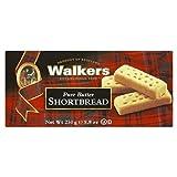 Walkers Pure Butter Shortbread Fingers 250g