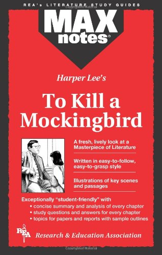 To Kill a Mockingbird  (MAXNotes Literature Guides)